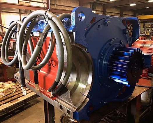 IM&E RAIL IS A FULL SERVICE ELECTRICAL ROTATING EQUIPMENT REBUILDER FOR ALL MODELS AND TYPES OF LOCOMOTIVES